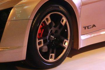 DC TCA Wheel