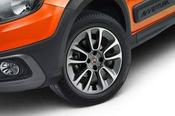 Fiat Avventura Wheel