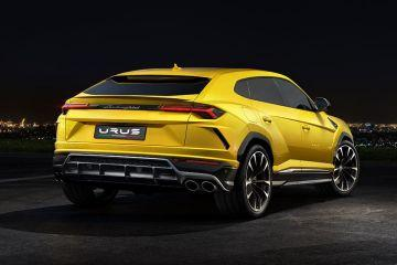 Lamborghini Urus Rear Right Side