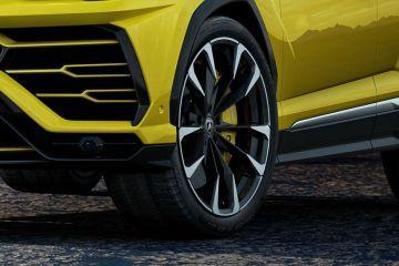 Lamborghini Urus Wheel