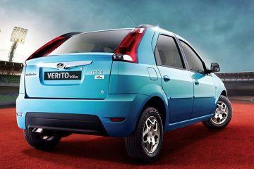 Mahindra Verito Vibe Rear Right Side