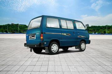 Maruti Omni Rear Right Side