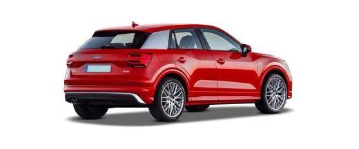 Audi Q2 Rear Right Side Image