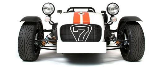 Caterham 7 Front View Image