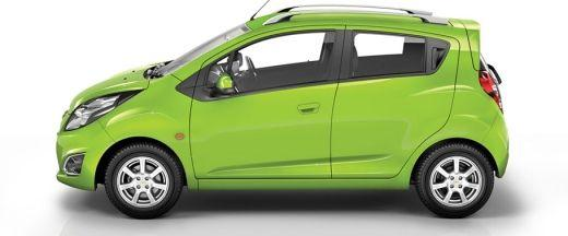 Chevrolet Beat Side View (Left)  Image