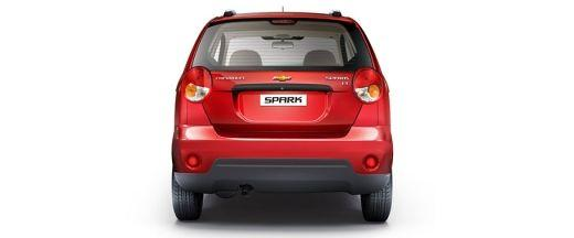 Chevrolet Spark Rear view Image
