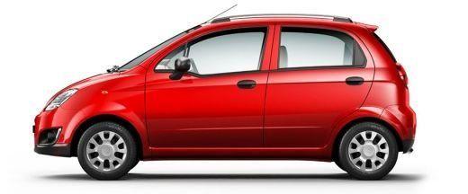 Chevrolet Spark Side View (Left)  Image