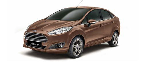 Ford Fiesta Front Left Side Image