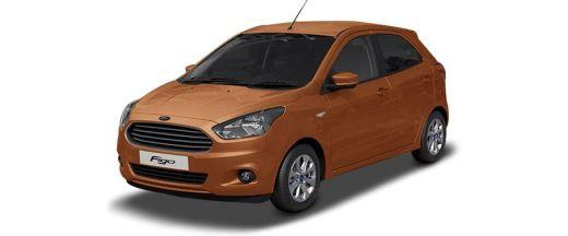 Ford Figo 2012-2015 Front Left Side Image
