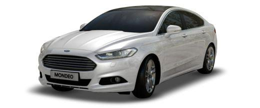 Ford Mondeo Front Left Side Color