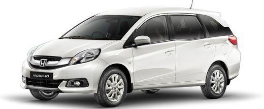 Honda Mobilio Front Left Side Image