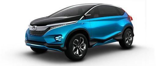Honda Vision XS 1 Front Left Side Image