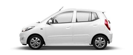 Hyundai i10 Side View (Left)  Image