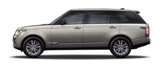 Land Rover Range Rover 2014-2017 Side View (Left)  Image