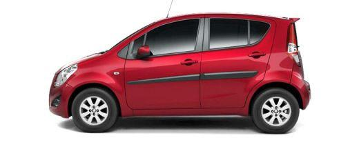 Maruti Ritz Side View (Left)  Image