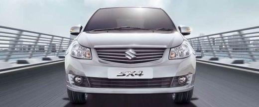 Maruti SX4 Front View Image