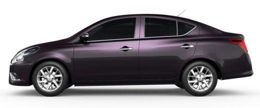 Nissan Sunny 2014-2016 Side View (Left)  Image