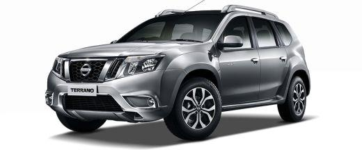 Nissan Terrano 2013-2017 Front Left Side Image