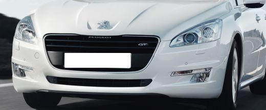 Peugeot 508 Grille Image