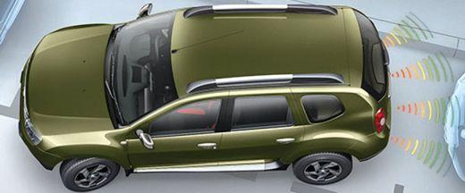 Renault Duster 2015-2016 Top View Image