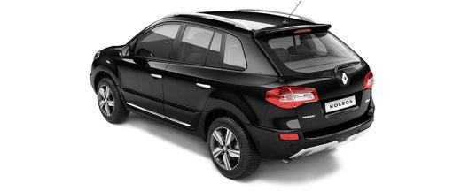 Renault Koleos Rear Left View Image