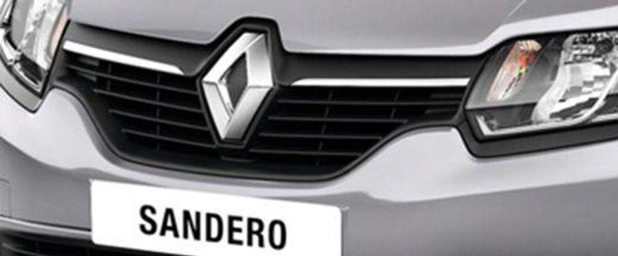 Renault Sandero Grille Image