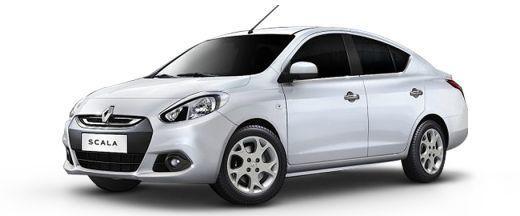 Renault scala dc design