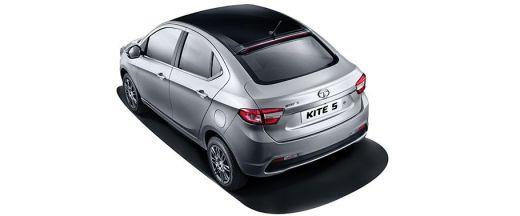 Tata Kite 5 Rear Left View Image