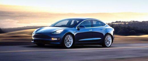 Tesla Model X Front Left Side Image