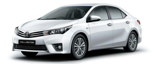 Toyota Corolla Altis 2013-2017 Front Left Side Image