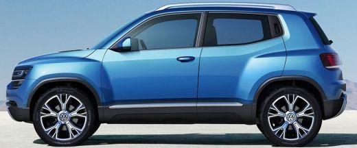 Volkswagen Taigun Side View (Left)  Image
