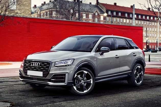 Audi Q2 Front Left Side Image