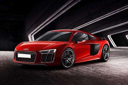 Audi R8 2012-2015 Front Left Side Image