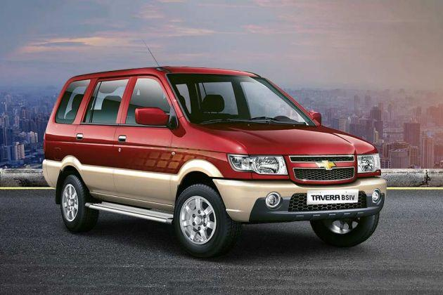 Chevrolet Tavera 2012 2017 Price Images Mileage Reviews Specs
