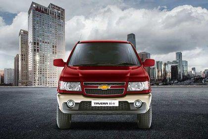 Chevrolet Tavera 2012-2017 Front View Image