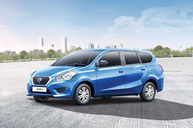 New Datsun GO Plus 2018 Price (upto 50k discount), Images ...