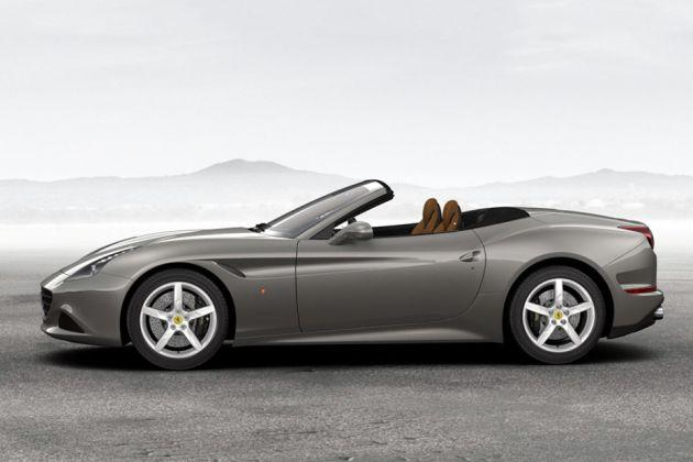 Ferrari California T T On Road Price (Petrol), Features