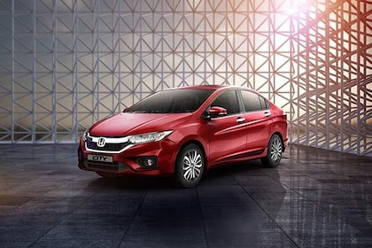 Honda City 2015-2017 Front Left Side Image