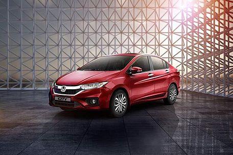 Honda City 2015-2017 Front Left Side Image