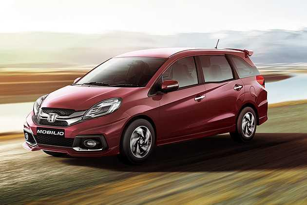 Honda Mobilio Price Images Mileage Reviews Specs