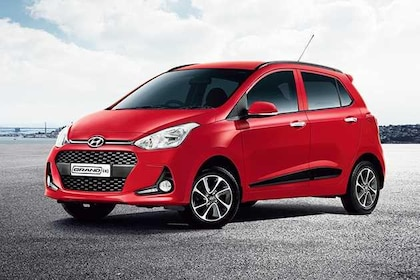 Hyundai Grand i10 2016-2017 Front Left Side Image