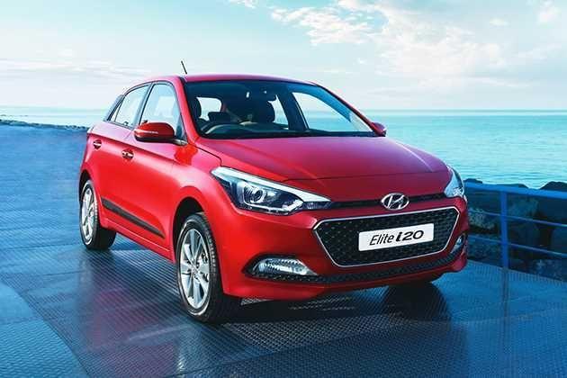 Hyundai I20 2015 2017 Front Left Side Image