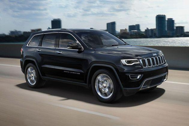 Jeep Cherokee Price in India, Launch Date, Images & Specs