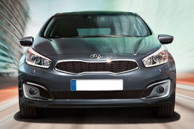 Kia Ceed Front View Image