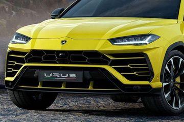 Lamborghini Urus Price, Images, Review & Specs