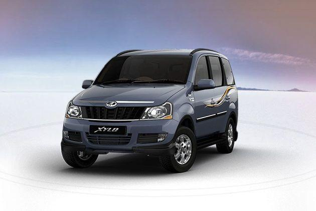 Mahindra Xylo Front Left Side Image