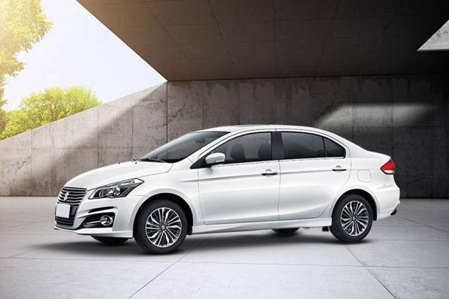 Maruti Ciaz 2020 Front Left Side Image