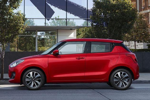 Maruti Swift 2018 Amt Zxi Price Petrol Features Specs Images