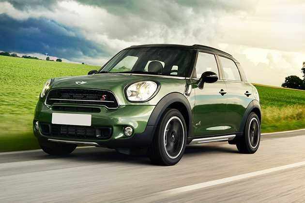 Mini Cooper Countryman 2013-2015 Front Left Side Image