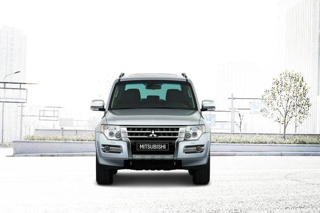 Mitsubishi Montero 2007-2012 Front View Image